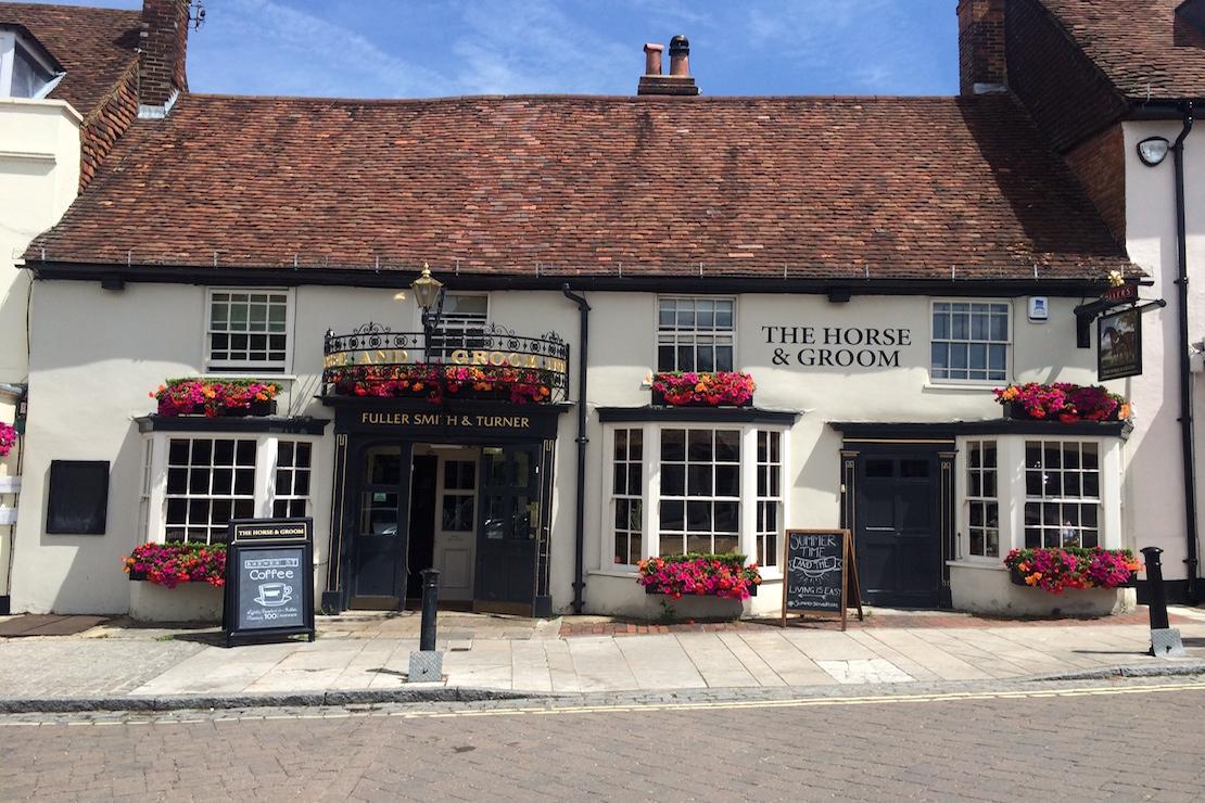 Pubs in Alresford